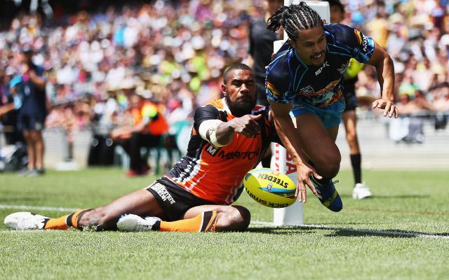 (Video) 2014 NRL Auckland Nines: Wests Tigers v Gold Coast Titans – full highlights