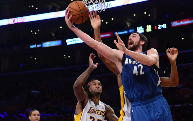 NBA rumors: Los Angeles Lakers linked with Kevin Love trade move