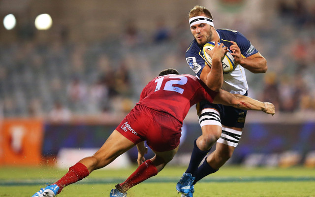 Super 15 rugby union: Queensland Reds beat ACT Brumbies 27-17 in week one
