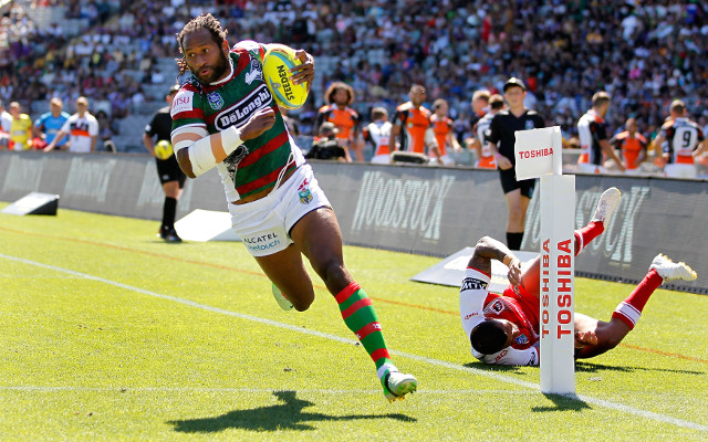 (Video) 2014 NRL Auckland Nines: South Sydney Rabbitohs v St George lllawarra Dragons – full highlights