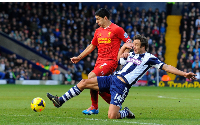 West Bromwich Albion 1-1 Liverpool: Premier League match report and highlights