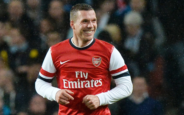 Arsenal star Podolski regrets leaving Bayern Munich and thinks he could still there