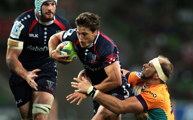 Super 15 rugby union scores: Melbourne Rebels thrash Central Cheetahs 35-14