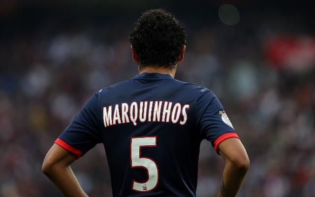 Marquinhos PSG Paris Saint-Germain