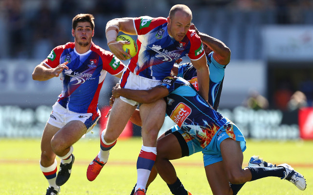 (Video) 2014 NRL Auckland Nines: Newcastle Knights v Gold Coast Titans – full highlights