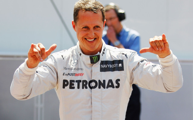 F1 Legend Michael Schumacher continues recovery: Star can now recognise friends and family