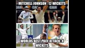 Mitchell Johnson meme