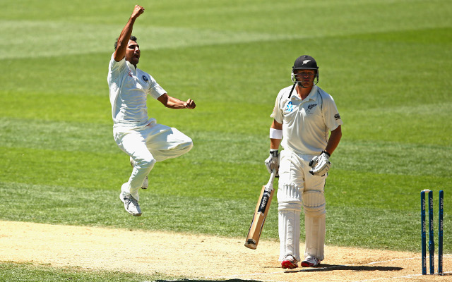 India v New Zealand: 1st Test match, day three, full report and scorecard