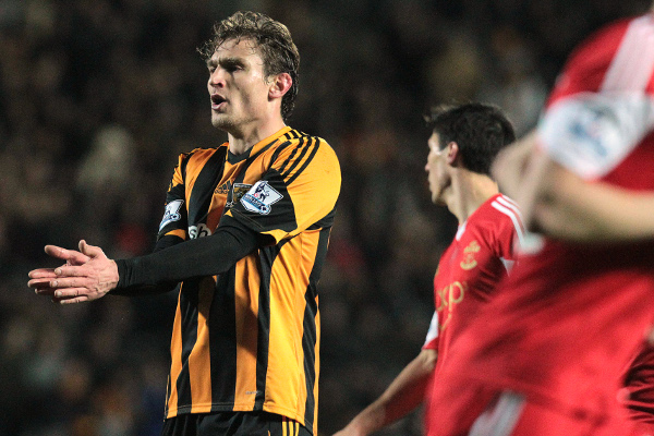 Nikica Jelavic - Hull City