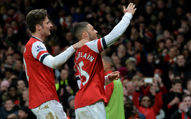 Arsenal player ratings from the Premier League victory over Crystal Palace