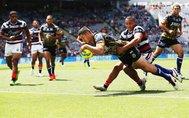 (Video) 2014 NRL Auckland Nines: Canterbury Bulldogs v Sydney Roosters – full highlights