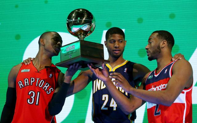 (Video) NBA All-Star 2014: Best dunks from the NBA Slam Dunk Contest 2014!