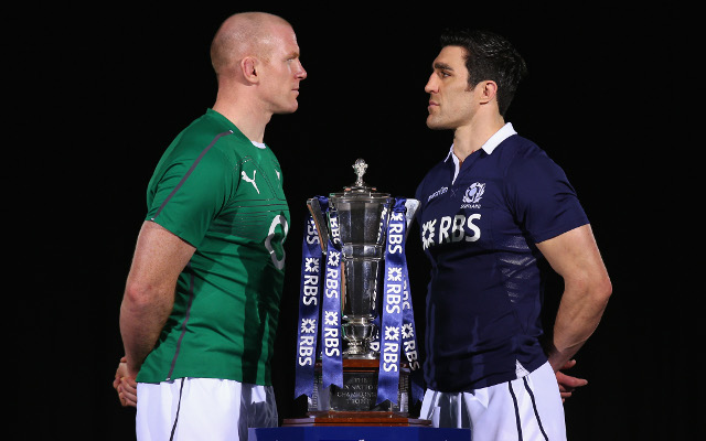Ireland v Scotland: Six Nations Championship 2014 live rugby union streaming – match preview