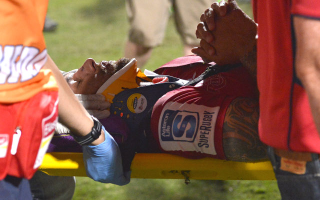 Quade Cooper injury: Queensland Reds star in doubt for Super 15 season opener