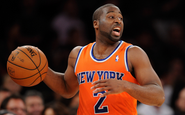 NBA news: New York Knicks point guard Raymond Felton arrested