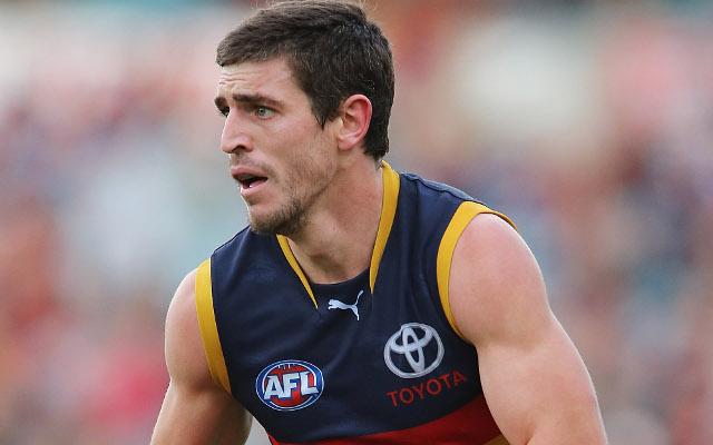 AFL injury news: Adelaide Crows star Ricky Henderson to miss 2014 season