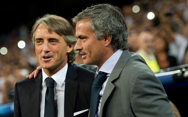 Manchester City approached Chelsea manager in 2009 before appointing Mancini
