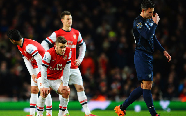 Arsenal 0-0 Manchester United: Match report and video highlights from the Emirates