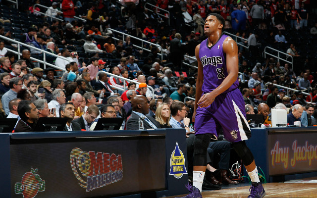 Sacramento Kings trade rumours: Rudy Gay unsure if he'll test free agency this off-season