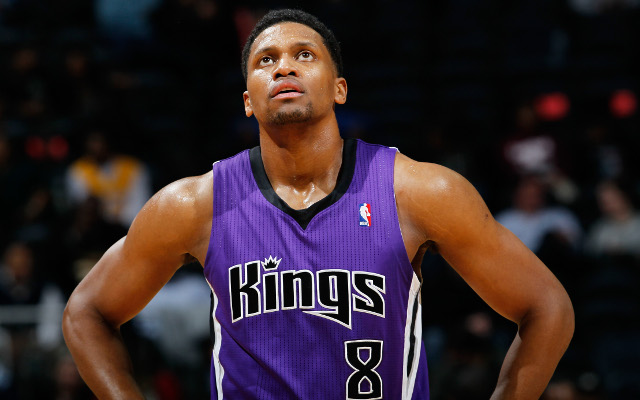 NBA trade rumors: Phoenix Suns interested in signing Rudy Gay