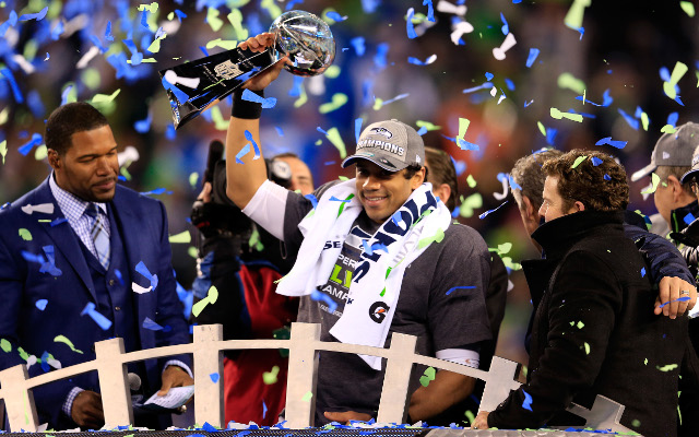 Super Bowl XLVIII live scores: Seattle Seahawks beat Denver Broncos 43-8