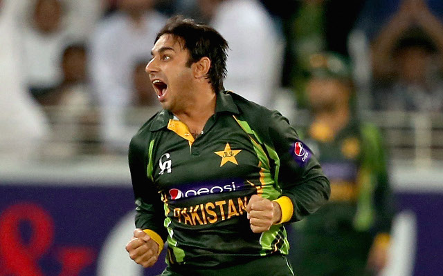 Pakistan international cricketer Saeed Ajmal banned from bowling