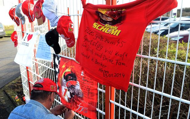 Schumacher fans