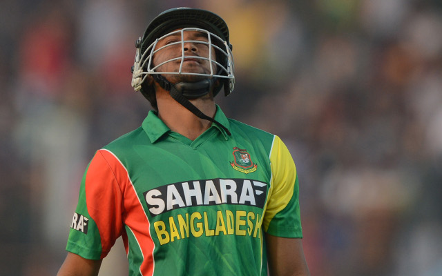 Shakib Al Hasan fined for making 'lewd gesture' on live television