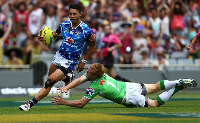 (Video) NRL Nines: Canberra Raiders v New Zealand Warriors – full highlights