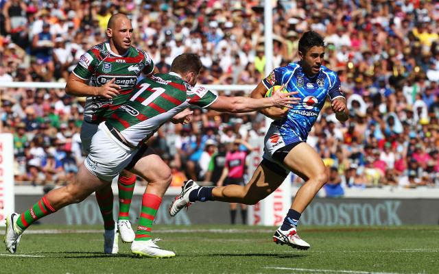 (Video) 2014 NRL Auckland Nines: New Zealand Warriors v South Sydney Rabbitohs – full highlights