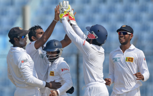 Second Test between Sri Lanka and Bangladesh ends in a draw – report and scorecard