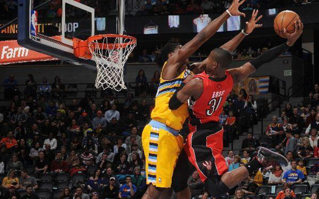 (Video) Terrence Ross dunks on Kenneth Faried – this has to be seen to be believed