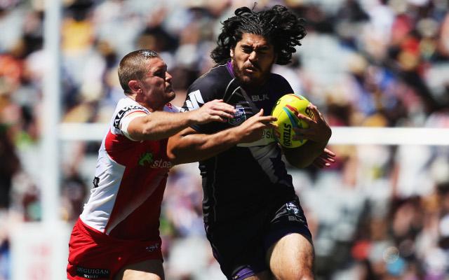 (Video) 2014 NRL Auckland Nines: St George Illawarra Dragons v Melbourne Storm – full highlights