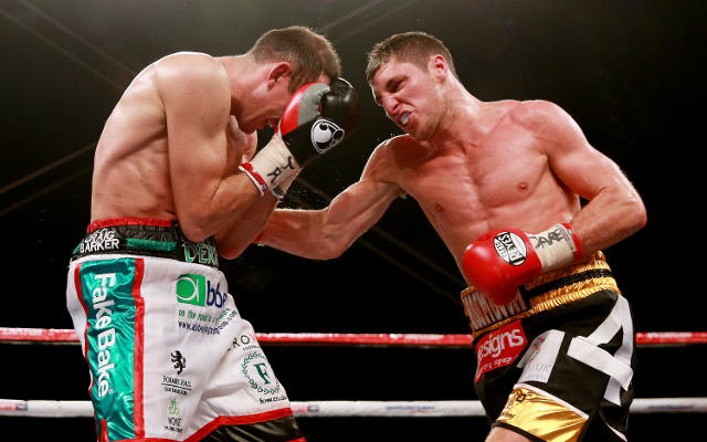 Private: Tommy Coyle v Daniel Brizuela: IBF international lightweight title, live boxing streaming – preview