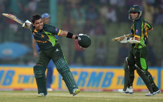Asia Cup 2014 live scores: Pakistan v Afghanistan – Umar Akmal stars with the bat