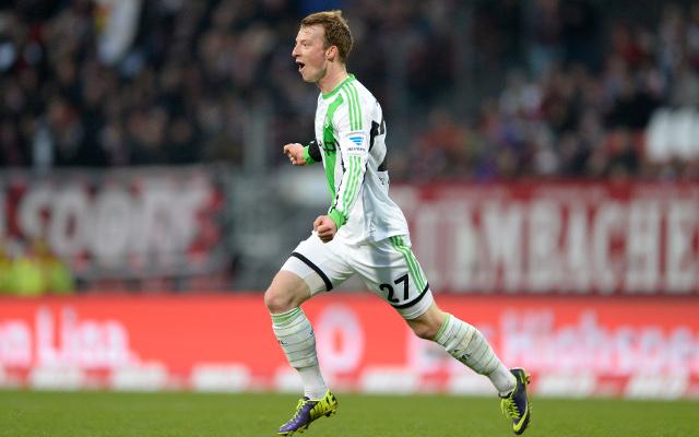 VfL Wolfsburg Maximilian Arnold