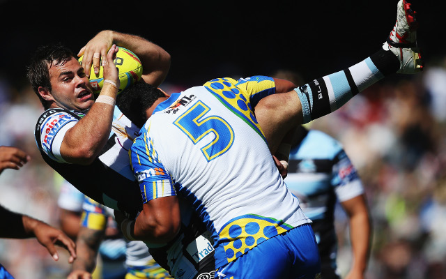 (Video) 2014 NRL Auckland Nines: Cronulla Sharks v Parramatta Eels – full highlights