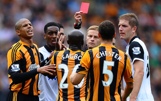 Hull City forward fined by FA for showing support to Nicolas Anelka's quenelle gesture