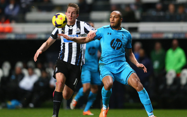 Younes Kaboul Tottenham Dummett Newcastle