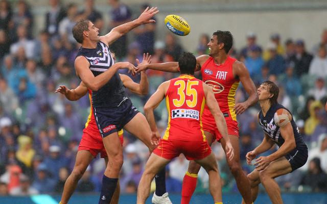 Fremantle Dockers v Gold Coast Suns: AFL live scores, highlights – match report