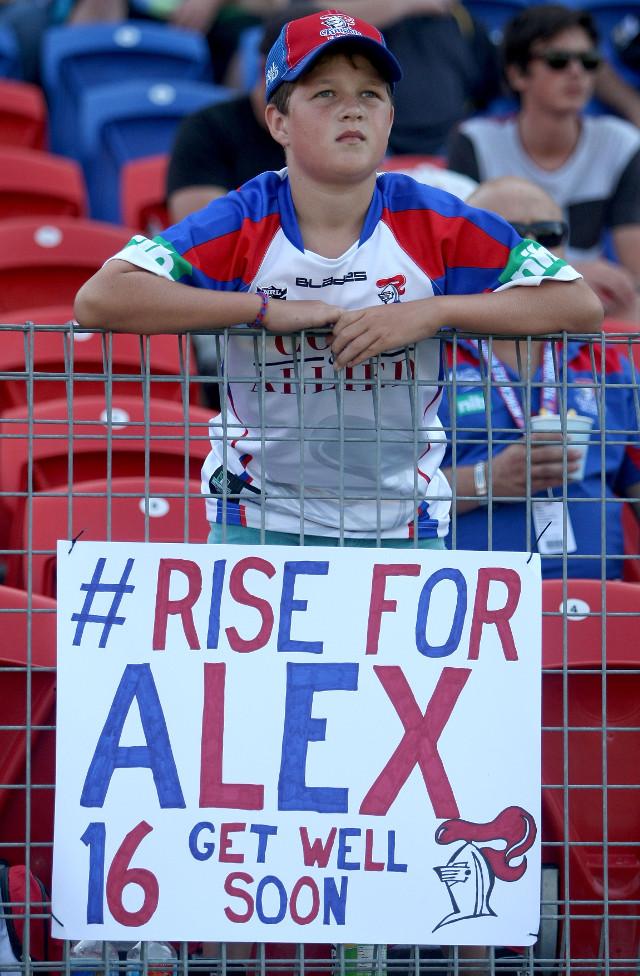 Alex McKinnon fan