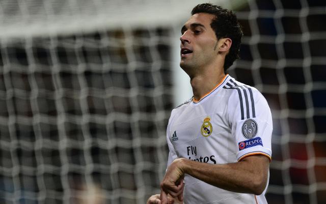Alvaro Arbeloa Real Madrid