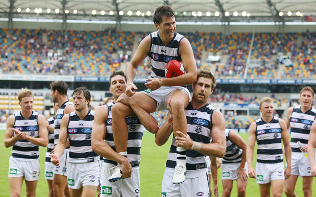 Geelong Cats v Brisbane Lions: AFL live scores: highlights – match report