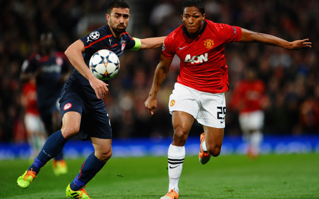 Antonio Valencia Man United