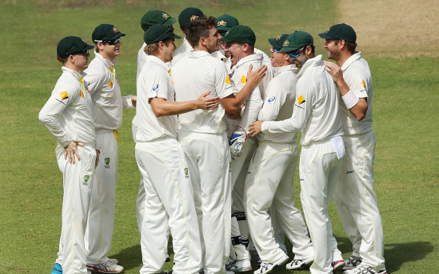 Australia v South Africa: 3rd Test match live scores – Aussie bowlers take charge