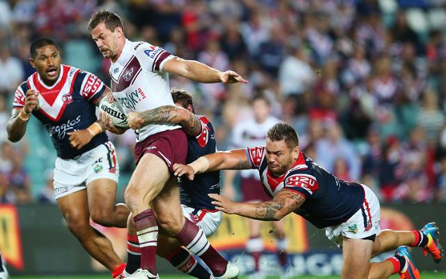 Manly Sea Eagles v Sydney Roosters: NRL live scores, highlights – match report