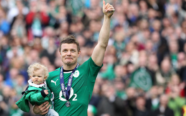 (Video) Ireland rugby great Brian O'Driscoll's best tries of his career