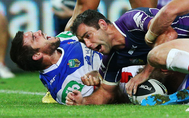 Melbourne Storm star to miss opening stages of 2015 NRL season