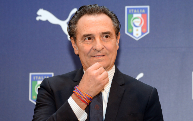 Former Italy manager Cesare Prandelli named Galatasaray boss