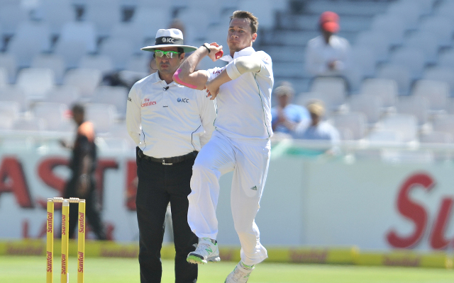 Dale Steyn injury latest: South African spearhead unlikely to bowl in second innings